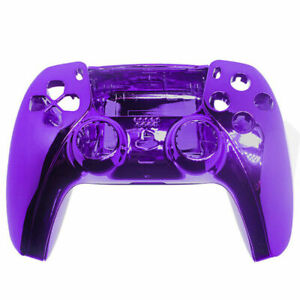 For Playstation 5 PS5 Controller Chrome Housing Cover Shell Case Replacement