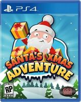 Santa's XMAS Adventure - Complete Edition for PlayStation 4 [New Video Game] P