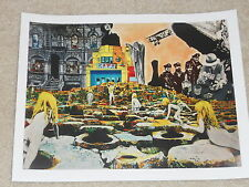 "Led Zeppelin Album Cover Art Mini-Poster, I, II, III, IV, 8""x11"", Beautiful!"