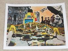 "Led Zeppelin Album Cover Art Mini-Poster, I, II, III, IV, 8""x11"", Beautiful!"