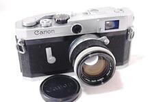 """""""EXC+++"""" Canon Model VI L Rnagefinder Film Camera w/Canon 50mm F1.8 Leica Screw"""