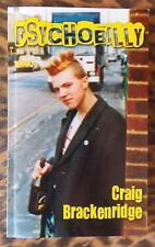 PSYCHOBILLY BOOK - Pulp Fiction novel (NEW) Punk / Scootering / Rockabilly