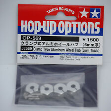 Tamiya Hop UP Hexagonnes Aluminium 6mm Thick