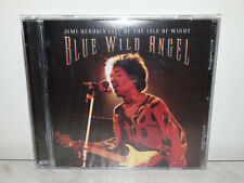 CD JIMI HENDRIX - BLUE WIDE ANGEL - LIVE AT THE ISLE OF WIGHT - NUOVO NEW