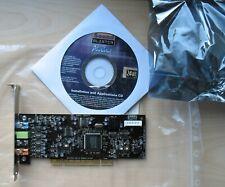 Creative Labs Sound Blaster Audigy 24bit PCI Sound-Karte SB0570 Creativ Labs