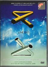 MIKE OLDFIELD Tubular Bells II & III Live MALAYSIA DualDisc PAL DVD-10 Region2-6