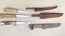 Ka-Bar, Repala Filet Knives, EdgeMark Knive
