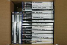 PlayStation 2 Import Game Lot - 20 Games (PAL)