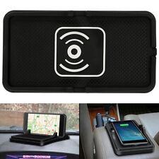 Qi Auto Handyhalterung Halter KFZ  Wireless Charger Ladegerät Für Samsung iphone