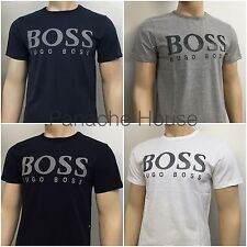 HUGO BOSS Crew Neck Basic T-Shirts for Men