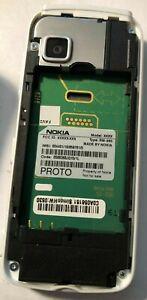 PROTOTYPE Nokia 5230 Nuron White (T-Mobile) Smartphone White Fast Ship NEW