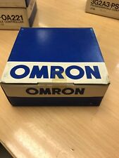 NEW in Box OMRON 3G2A3-0A221 I/O DEVICE 2A 250VAC PROGRAMMABLE CONTROLLER