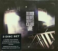 Black Rebel Motorcycle Club  Live - 2 DVD + 1 CD