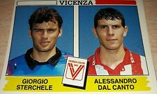 FIGURINA CALCIATORI PANINI 1994/95 VICENZA 544 ALBUM 1995