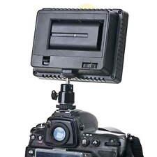 160 LED Studio Video Light for Canon Nikon Camera DV Camcorder 10.5W 1280LM GU
