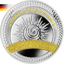 Niue 2017 1 $the World of your soul kindness Proof Coin Silver