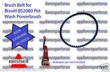 Bissell Pet Wash Power Brush Belt model 2080F Part 2035549 NEW GENUINE IN STOCK