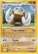 Mammochon -Diamant et Perle:Tempête-21/100-Carte Pokemon Française Neuve