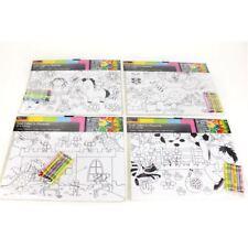 Acquista 3 ottenere 1 GRATIS colore di carta attività Bambini Colorazione Craft Pittura Hobby Divertimento