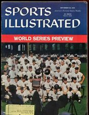 Sep 28 1959 Sports Illustrated Magazine With Chicago White Sox Team Cover EX