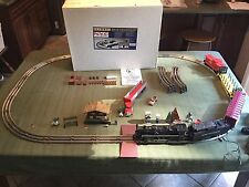 Vintage,1997, Lionel 0/027 NYC Train Set W/ Special JCPenny Boxcar, Tested, MIB