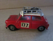 Voitures de courses miniatures Corgi Mini Cooper