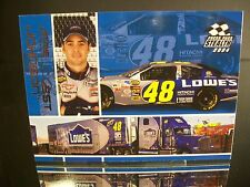Rare Jimmie Johnson #48 Lowe's Press Pass Stealth 2004 Card #88 SST