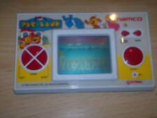 VINTAGE 1990's PAC-LAND PACMAN LCD HAND-HELD GAME BY NAMCO - WORKING With Sound.