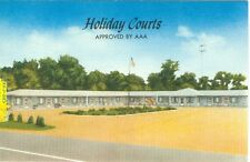 Olney, IL The Holiday Courts,  1001 West Main Street