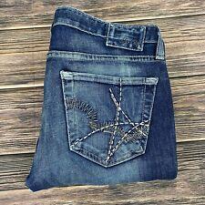 Big Star Sweet 20 Womens Bootcut Stretch Denim Jeans Size 29R 29x30