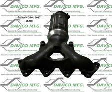 Catalytic Converter-Exact-Fit - Manifold Front Davico Exc CA 18298