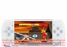 PSP Style Portable Classic Game Player & Media Center - White