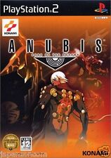 Used PS2 Anubis Zone of the Enders SONY PLAYSTATION JAPAN IMPORT