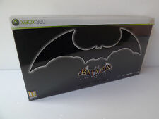 Batman Arkham Asylum Collector XBOX 360 - Box empty Only
