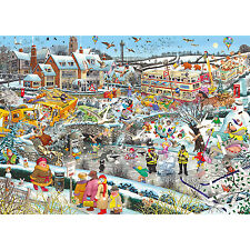 Gibsons-Puzzle 1000 PEZZI-I Love Inverno