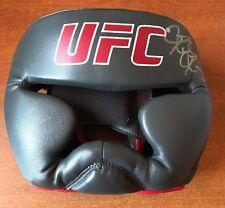 RONDA ROUSEY signed autographed UFC HEADGEAR JSA COA WOW
