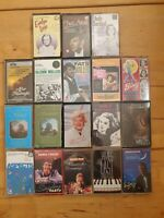 audio music cassette tapes bundle joblot x 18 as pictured mct10