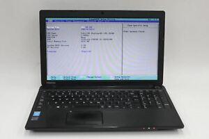 "TOSHIBA Satellite Pro C50-A-1E1 Intel Pentium 2.4GHz 8GB RAM No HDD 15.6"" Laptop"