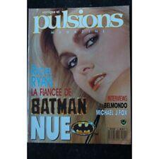 PULSIONS 24 MICHAEL J.FOX NENE CHERRY RACHEL RYAN FIANCEE DE BATMAN INTEGRAL NUD