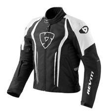 Giacche vestibilità regolabile in tessuto per motociclista taglia XXL