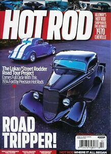 Hot Rod Magazine  February 2021  Road Tripper