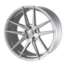 """20"""" Quantum44 SFF1 Wheels Quartz Silver Audi A4 A6 A8 5x112 Lightweight Design"""