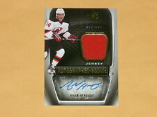2011-12 SPX Rookie Auto Jersey Hockey Card # 189 Adam Henrique /799