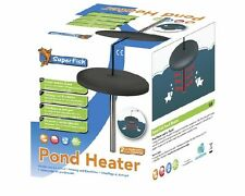 Superfish Pond Heater 150w Anti Ice Winter Heater Newatt Floating Koi Device