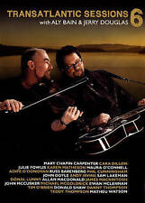 JERRY DOUGLAS/ALY BAIN: TRANSATLANTIC SESSIONS, VOL. 6 (NEW DVD)