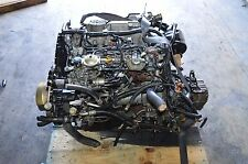 JDM TOYOTA RAV4 3C 2.2L TURBO DIESEL ENGINE AWD AUTOMATIC TRANSMISSION #443