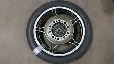 1982 Honda V45 Magna VF750 H1068. front wheel rim 18in with rotors