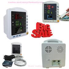 "CONTEC 2.8""Color LCD Multiparameter Vital Signs ICU Patient Monitor NIBP SpO2 PR"