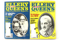 Lot of 2 Ellery Queen's Mystery Magazines Aug./Sept. 1979 No. 429/430