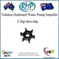 A Brand New Tohatsu Water Pump Impeller 2.5-3.5hp 4hp 5hp 6hp R 369-65021-0